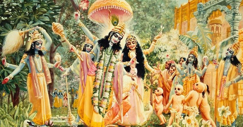 Maha-Vishnu